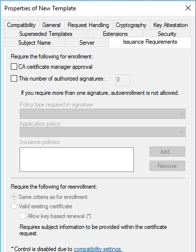 How to install and configure active directory certificate services server tab yelopaper