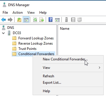 How to Deploy and configure DNS 2016 – (Part3) – Nedim's IT