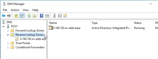 How to Deploy and configure DNS 2016 – (Part2) – Nedim's IT