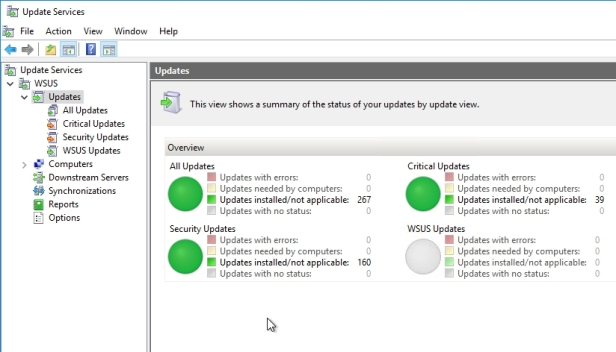 How to install and configure WSUS 2016 – Part 2 – Nedim's IT