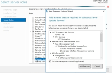 How to install and configure WSUS 2016 – Part 1 – Nedim's IT