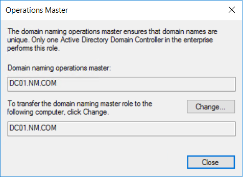 2018-03-08 10_21_28-DC01 on HYPER - Virtual Machine Connection