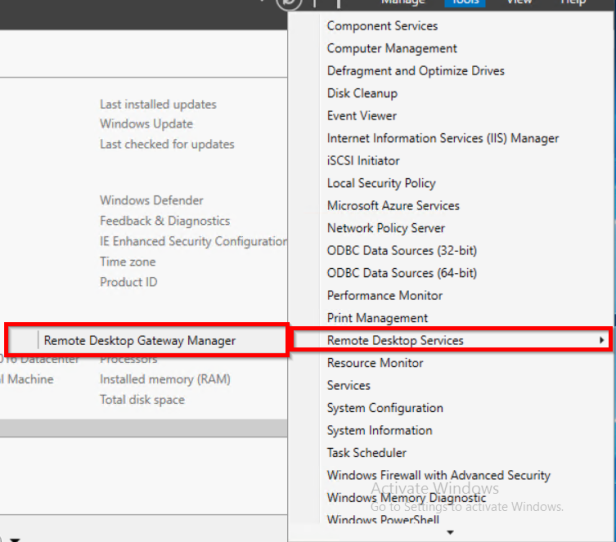Remote Desktop Services 2016, Standard Deployment – Part 8 – RD