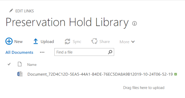 2019-10-24 15_53_23-Preservation Hold Library - All Documents.png
